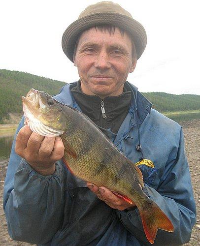 рыбалка на реке тыя